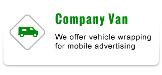 vehicle wrapping for mobile advertising